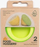 Food Huggers Citrus Savers, 2 pieces | NutriFarm.ca