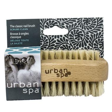 Urban Spa The Classic Nail Brush, 1 unit | NutriFarm.ca