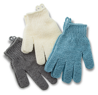 Urban Spa The Get Glowing Glove - Exfoliating, 1 pair | NutriFarm.ca