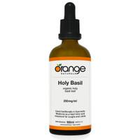 Orange Naturals Holy Basil Tincture, 100 ml | NutriFarm.ca