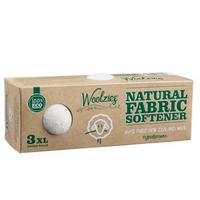 Woolzies Wool Dryer Balls (For Small Loads), 3 dryer balls | NuriFarm.ca