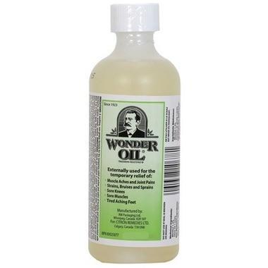 Wonder Oil, 250 ml | NutriFarm.ca
