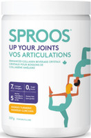 Sproos Up Your Joints, 337 g | NutriFarm.ca