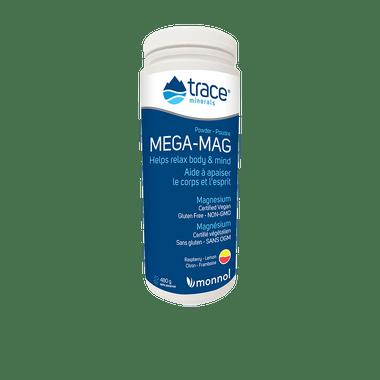 Trace Minerals Maga-Max Powder, 480 g   NutriFarm.ca