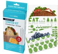 Lunchskins Plastic Free Starter Kit | NutriFarm.ca