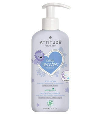 Attitude Body Lotion Almond Milk, 473 ml | NutriFarm.ca