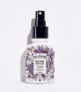 Poo Pourri Lavender Vanilla, 59 ml   NutriFarm.ca