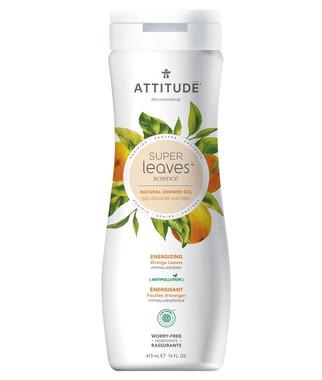 Attitude Shower Gel Energizing, 473 ml | NutriFarm.ca