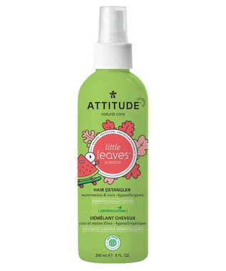 Attitude Hair Detangler Watermelon and Coco, 240 ml | NutriFarm.ca