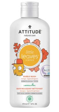Attitude Bubble Bath Mango, 473 ml | NutriFarm.ca