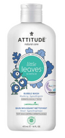 Attitude Bubble Bath Blueberry, 473 ml | NutriFarm.ca