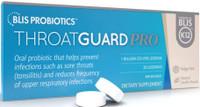 BLIS Probiotics ThroatGuard PRO with BLIS K12, 30 lozenges | NutriFarm.ca