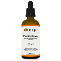 Orange Naturals Passionflower Tincture, 100 ml | NutriFarm.ca