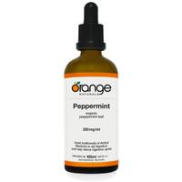Orange Naturals Peppermint tincture, 100 ml | NutriFarm.ca