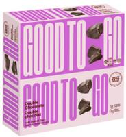 Good To Go Double Chocolate Keto Bars 1 box, (9 bars x 40 g) | NutriFarm.ca