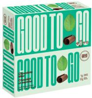 Good To Go Chocolate Mint Keto Bars, 1 box (9 bars x 40 g) | NutriFarm.ca