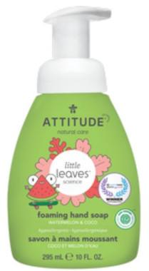 Attitude Foaming Hand Soap Watermelon and Coco, 295 ml | NutriFarm.ca