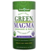 Green Foods Green Magma, 250 Tablets   NutriFarm.ca