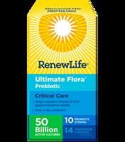 RENEW LIFE Ultimate Flora 50 Billion, 14 Vegetable Capsules | NutriFarm.ca
