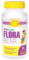 RENEW LIFE FloraBEAR, 60 Chewable Tablets | NutriFarm.ca