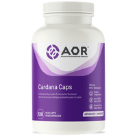 AOR Cardana Caps, 120 Vegetable Capsules | NutriFarm.ca
