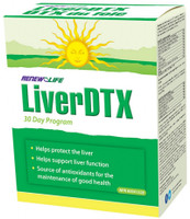 RENEW LIFE LiverDTX kit, 30 days kit | NutriFarm.ca