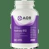 AOR Hydroxy B12, 60 Lozenges   NutriFarm.ca