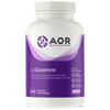 AOR L-Glutamine, 120 Vegetable Capsules | NutriFarm.ca