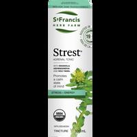 St. Francis Herb Farm Strest, 100 ml   NutriFarm.ca