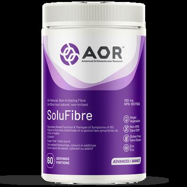 AOR SoluFiber, 300 g Powder | NutriFarm.ca