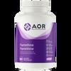AOR Pantethine, 90 Vegetable Capsules | NutriFarm.ca