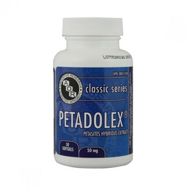 AOR Petadolex, 50 Softgels | NutriFarm.ca