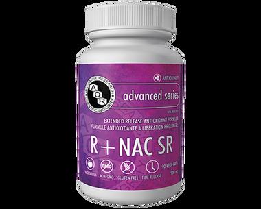 AOR R + NAC SR, 90 Vegetable Capsules | NutriFarm.ca