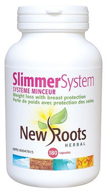 New Roots Slimmer System, 180 Capsules | New Roots