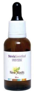 New Roots Stevia Sweetleaf, 30 ml | NutriFarm.ca
