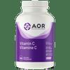AOR Vitamin C, 100 Vegetable Capsules | NutriFarm.ca