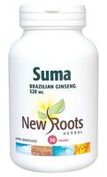 New Roots Suma, 50 Capsules | NutriFarm.ca