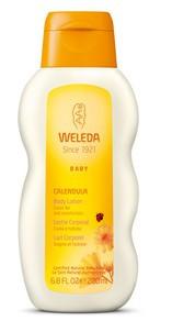 Weleda Baby Calendula Body Lotion, 200 ml | NutriFarm.ca