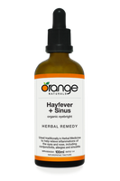 Orange Naturals Hayfever and Sinus Tincture, 100 ml | NutriFarm.ca