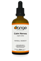 Orange Naturals Calm Nerves Tincture, 100 ml | NutriFarm.ca