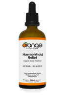 Orange Naturals Haemorrhoid Relief Tincture, 100 ml | NutriFarm.ca