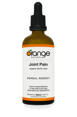 Orange Naturals Joint Pain Relief Tincture, 100 ml | NutriFarm.ca
