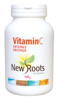 New Roots Vitamin C Crystals, 908 g | NutriFarm.ca