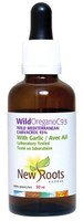 New Roots Wild Oregano C93 With Garlic, 50 ml | NutriFarm.ca
