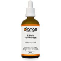 Orange Naturals Libido For Women Homeopathic, 100 ml | NutriFarm.ca
