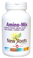 New Roots Amino-Mix 850 mg, 240 Tablets | NutriFarm.ca