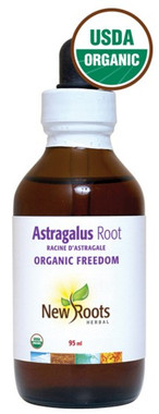 New Roots Astragalus Root, 95 ml | NutriFarm.ca