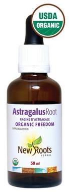 New Roots Astragalus Root, 50 ml   NutriFarm.ca