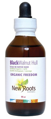 New Roots Black Walnut Hull, 95 ml | NutriFarm.ca