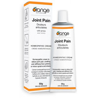 Orange Naturals Joint Pain Homeopathic Cream, 50 g | NutriFarm.ca
